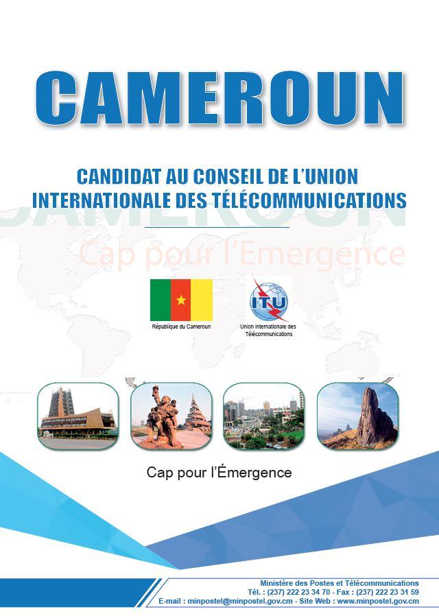 Candidature du Cameroun au Conseil de l'UIT