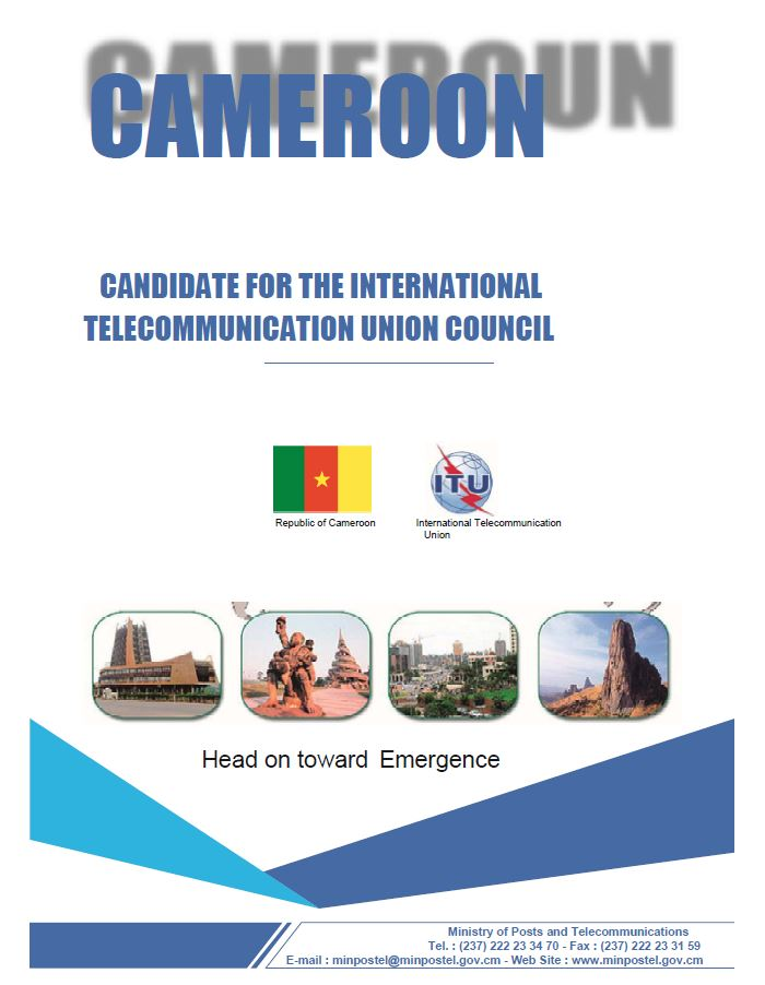 Candidate for the International Telecommunication Union Council