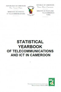 Statistical yearbook of telecommunications and ICT in Cameroon